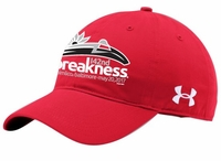 Under Armour Performance Dri Fit Cap, Red