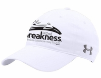 Under Armour Performance Dri Fit Cap, White