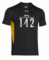 Under Armour Performance T-Shirt Black/Gold