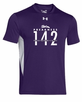 Under Armour Performance T-Shirt Purple/White