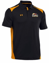 Under Armour Team CB Performance Polo Black/Gold