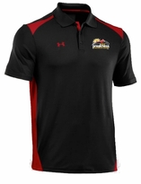 Under Armour Team CB Performance Polo Black/Red