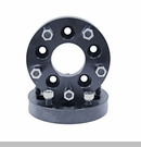 Wheel Adapters Wrangler JK 2007-2017 1.375 In - 5X5.5 Rugged Ridge