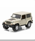 1:64 All-Terrain Series 4 - 2012 Jeep Wrangler Mojave Solid Pack