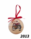 Vintage 2013 Jeep Holiday Ornament - by All Things Jeep