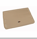 All Terrain Cargo Liner Jeep Liberty 2008-2012 in Tan by Rugged Ridge