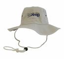 All Things Jeep Bucket Hat, Khaki - (Adult & Child)