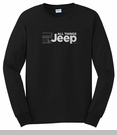 All Things Jeep Men's Long Sleeve T-Shirt