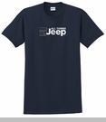 All Things Jeep New White Logo- Adult T-Shirt