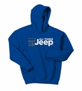 All Things Jeep Youth Hoodie