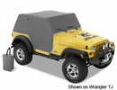 All Weather Trail Cover for Wrangler, 92-95, # 81036