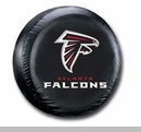Atlanta Falcons Black Vinyl NFL Tire Cover