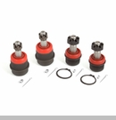 Ball Joint Kit 4-Piece Cherokee Grand Cherokee & Wrangler 1984-2006