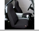 Seat Covers Front Jeep Wrangler YJ 1992-1994 High Back Seats Bestop