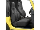 Seat Covers Front Jeep Wrangler TJ 1997-2002 High Back Seats Bestop