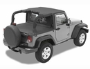 Bestop Windjammer for Jeep Wrangler 2 door 2007-2017
