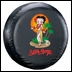 Betty Boop Tire Cover