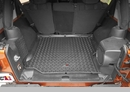 All Terrain Cargo Liner Wrangler JK 2011-2017 Black Rugged Ridge