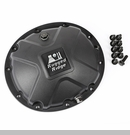 Boulder Aluminum Differential Cover Jeep 1984-2007 w/Dana 35 Axles Blk