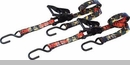 Bubba Rope� Ratchet Tie-Downs, Breaking Strength: 1,760 lbs.