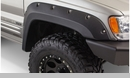 Bushwacker Cut-Out Frnt Flares Grand Cherokee WJ 1999-2004 - Textured