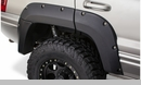 Bushwacker Cut-Out Rr Flares Grand Cherokee WJ 1999-2004 - Textured