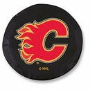 Calgary Flames Tire Cover