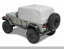 Canopy Cover CJ-7 & Wrangler YJ 1976-1991 Charcoal Pavement Ends