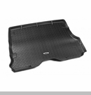 Cargo Liner with Jeep Logo Jeep Cherokee 1984-2001 Blk Rugged Ridge