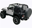 Cargo Net Restraint System for Jeep Wrangler TJ (1997-2006)