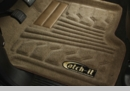 Catch-It Carpet Front Floor Liners Wrangler JK 2007-2017 Tan Rampage