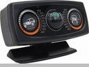 Clinometer II w/Jeep Graphic & Compass by Smittybilt