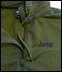 CLOSEOUT - Jeep Embroidered Convertible Full Zip Polytech Jacket, Olive