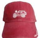 """Life is Good Chill Cap -Native Offroad """"Barnyard Red"""""""