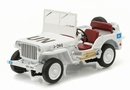 Collectible Jeep Willys Special Edit. United Nations Model 1:43 Scale