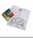 Color Me Tee Youth T-Shirt