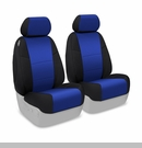 Front Seat Covers-Jeep 2D 2011-2013 JK w/Height-Adjustable Seat
