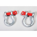 Galvanized D-Ring Pair , 3/4 Inch for Universal Application