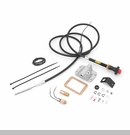 """Differential Cable Lock Kit Cherokee & Wrangler 1984-1995 w/3-6"""" Lift"""