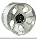 Drakon Wheel Wrangler JK 2007-2017 Gun Metal by Rugged Ridge - 18x9""