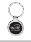 Enjoy the Ride Keychain