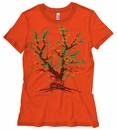 Family Tree Juniors T-Shirt, by All Things Jeep