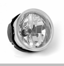 Fog Light Assembly for Jeep Grand Cherokee WJ 2004 by Omix-Ada