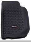 All Terrain Front Floor Liner Wrangler JK 2007-2017 Rugged Ridge