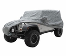 Full Cover w/bag, lock and cable for Jeep CJ, YJ, TJ (1976-2006)