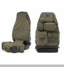 G.E.A.R. Front Seat Cover CJ & Wranglers 1976-2017 O.D. Green