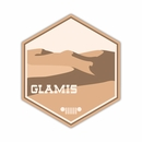 Glamis Off Road Park Decal