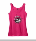 Go Topless Day 2017 Women's Fitted Tank Top