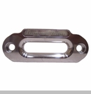 Hawse Fairlead for ATV/UTV Winches in Aluminum by Rugged Ridge