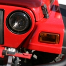 Headlight & Turn Signal Cover Set  Jeep TJ (1997-2006), Smoke